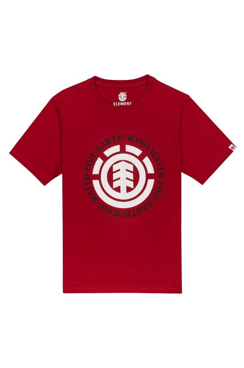 T-Shirt Element SEAL SS BOY Chili Pepper