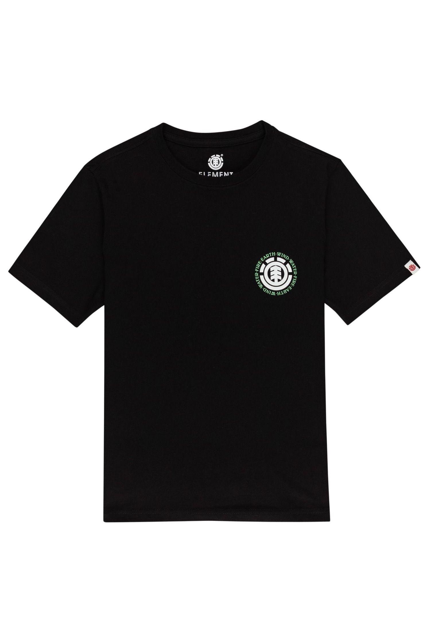 T-Shirt Element SEAL BP SS BOY Flint Black