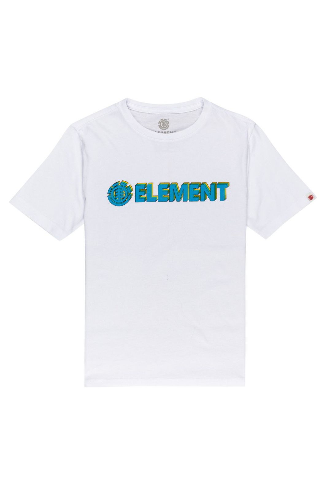 T-Shirt Element BLAZIN 3D SS BOY Optic White