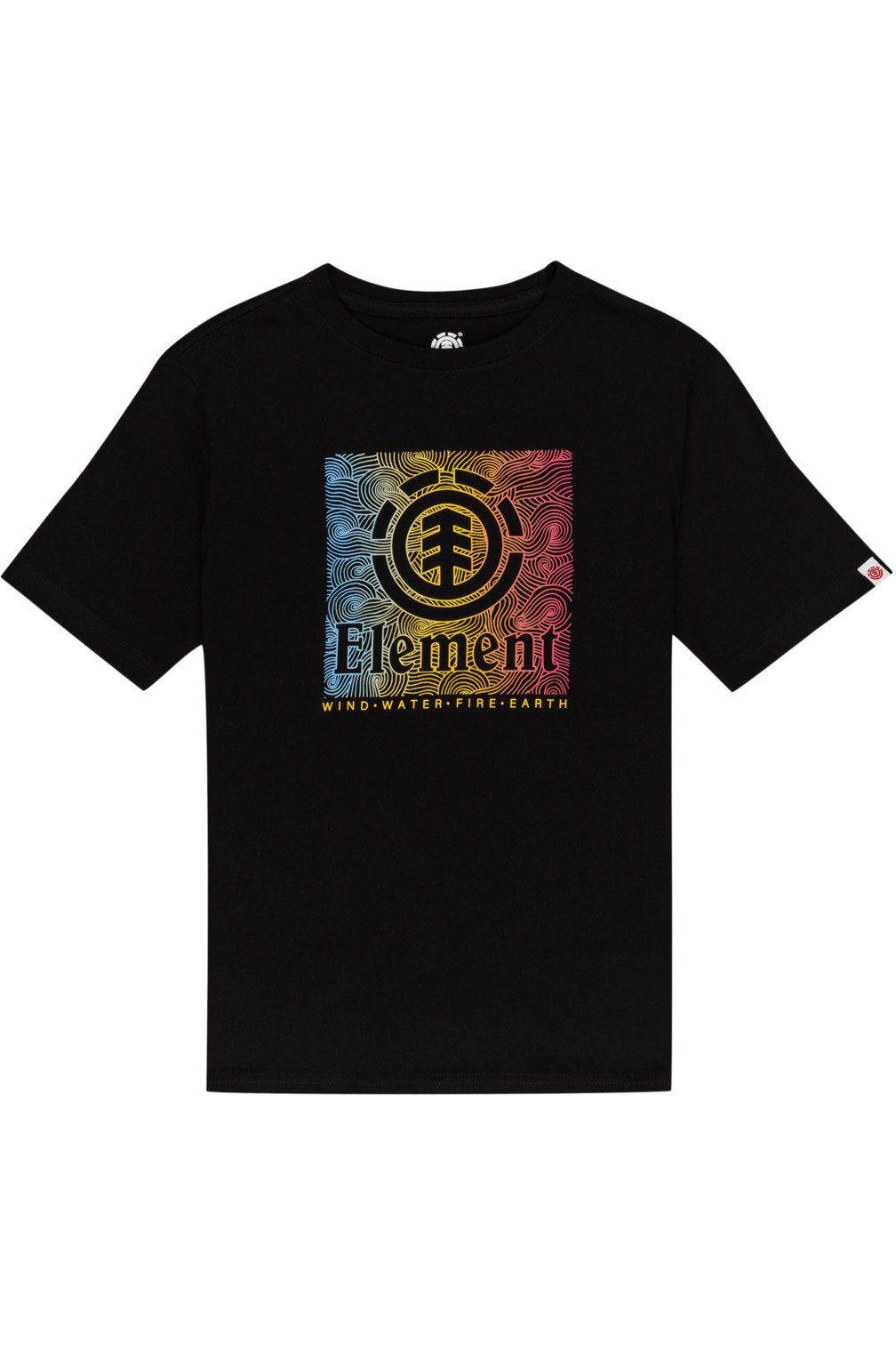 T-Shirt Element CUSIC SS BOY Flint Black