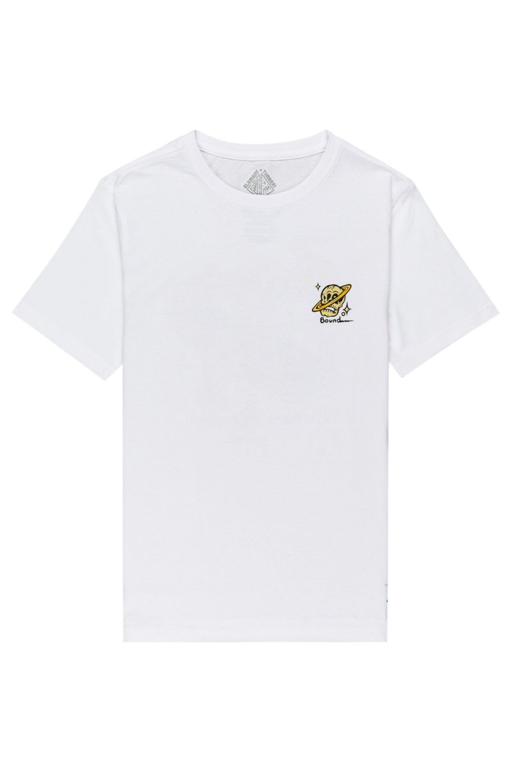Element T-Shirt TRANSENDER SS YOUTH TIMBER COLLECTION Optic White