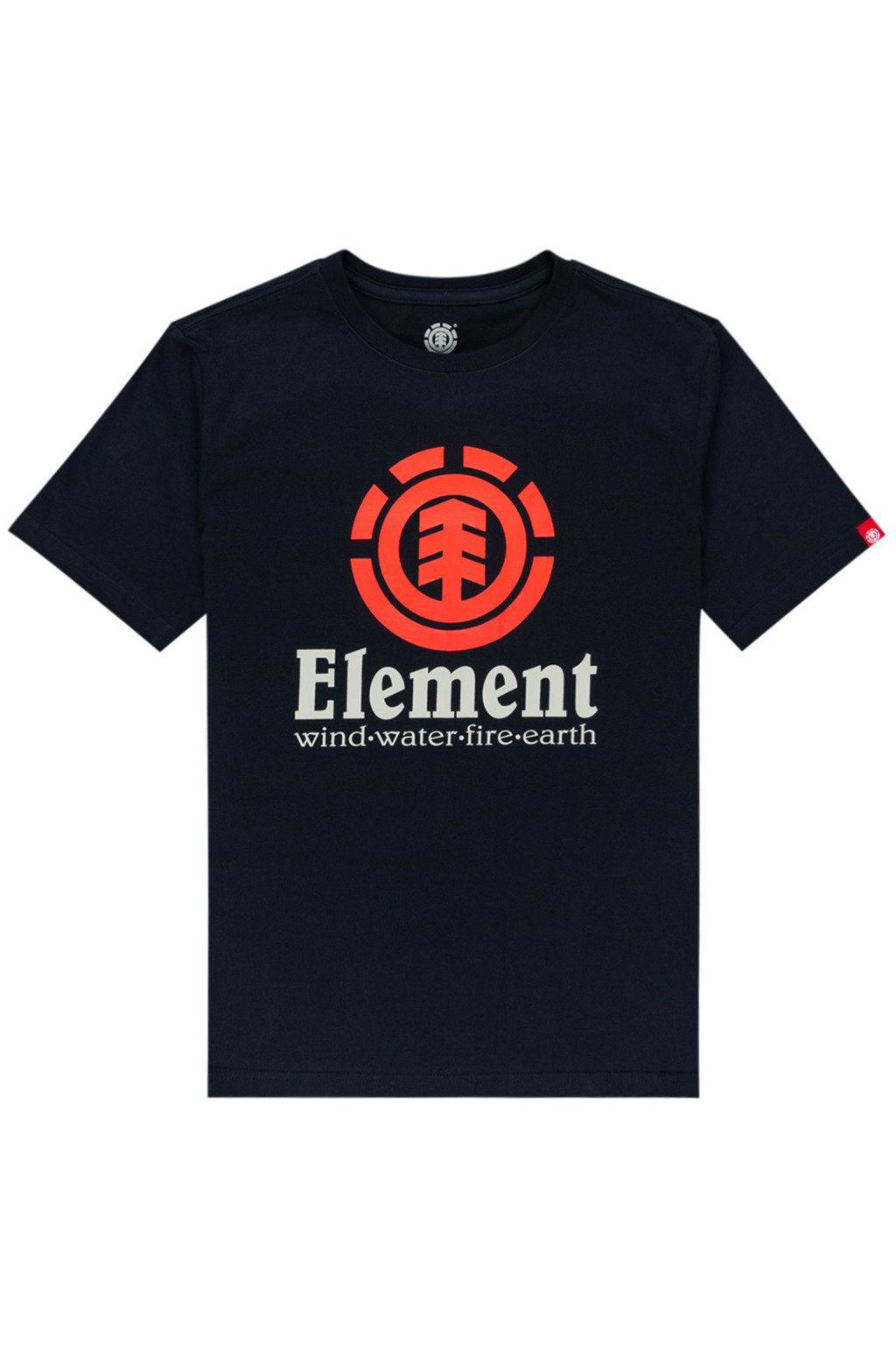 T-Shirt Element VERTICAL SS YOUTH Eclipse Navy