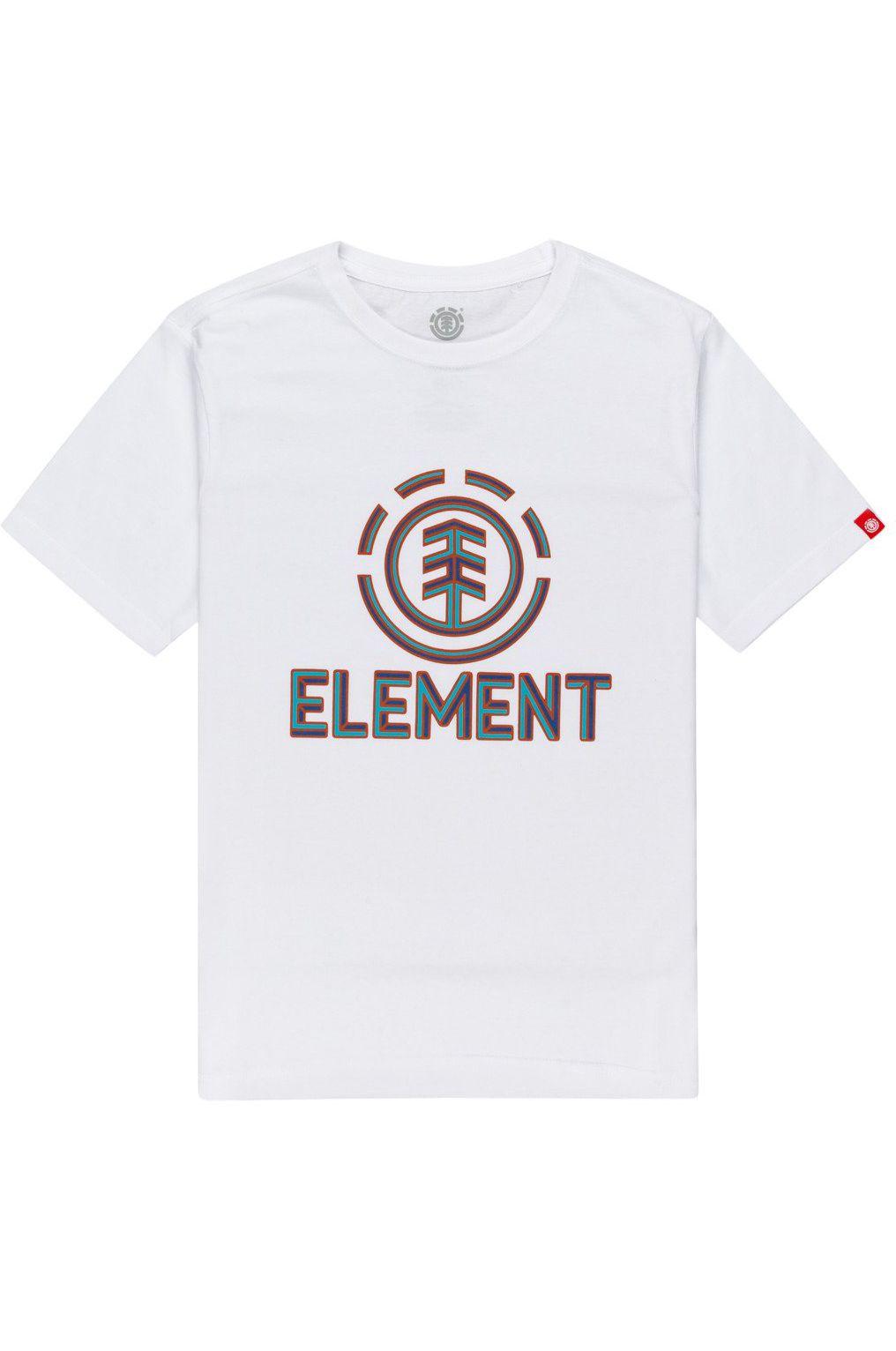 T-Shirt Element ANZIO SS YOUTH Optic White