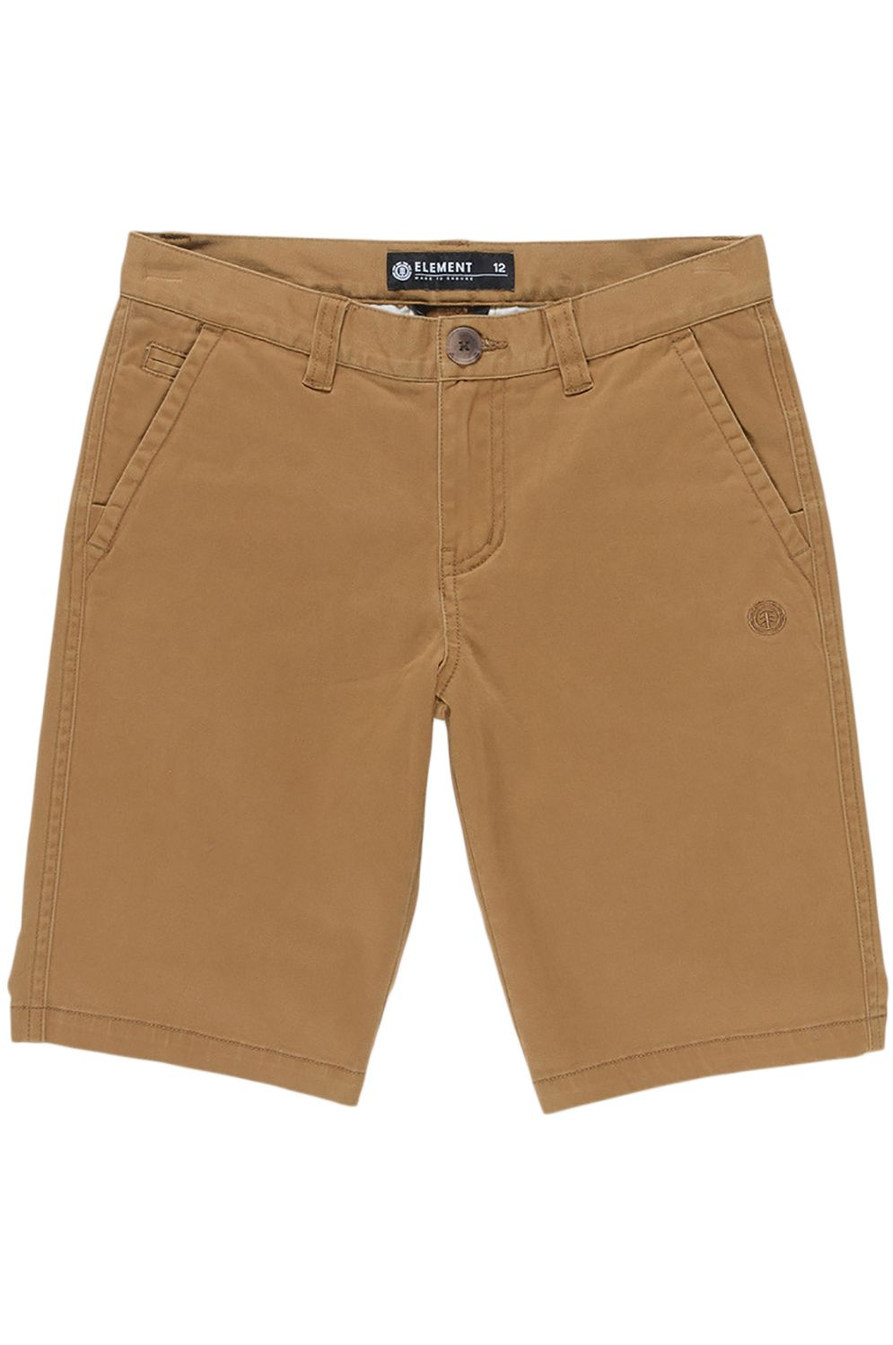 Element Walkshorts HOWLAND CLASSIC FOUNDATION Bronco Brown