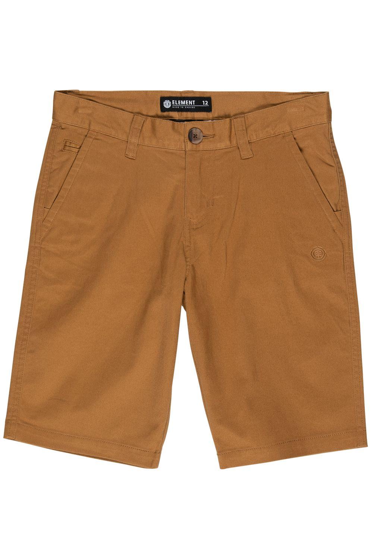 Element Walkshorts HOWLAND CLASSIC BOY Bronco Brown