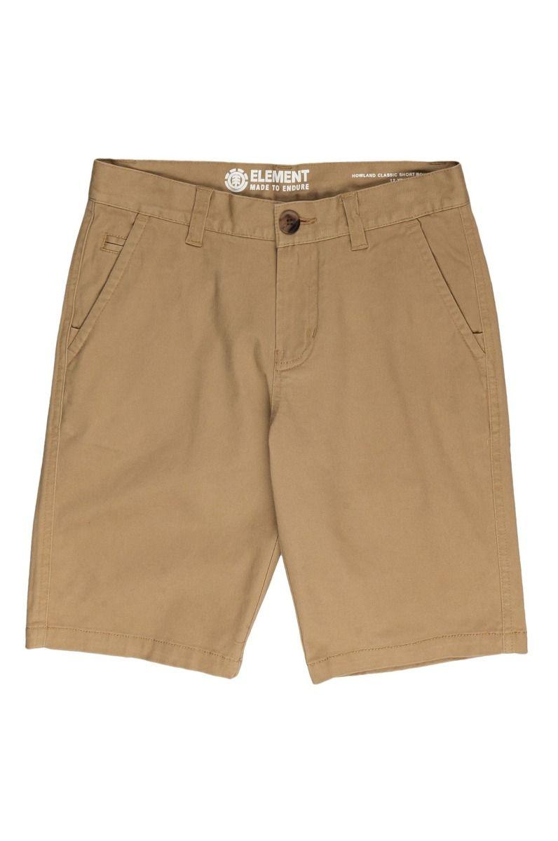Walkshorts Element HOWLAND CLASSIC SHOR Desert Khaki