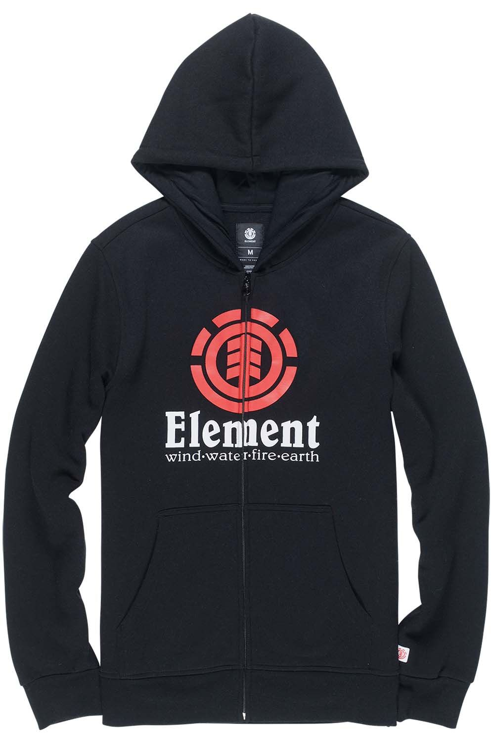 Sweat Fecho Element VERTICAL Flint Black