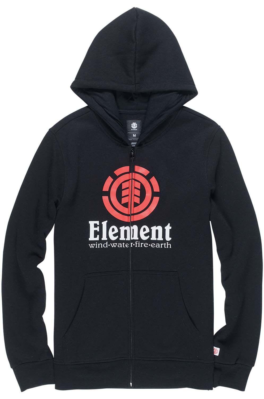 Sweat Fecho Element VERTICAL Flint Black