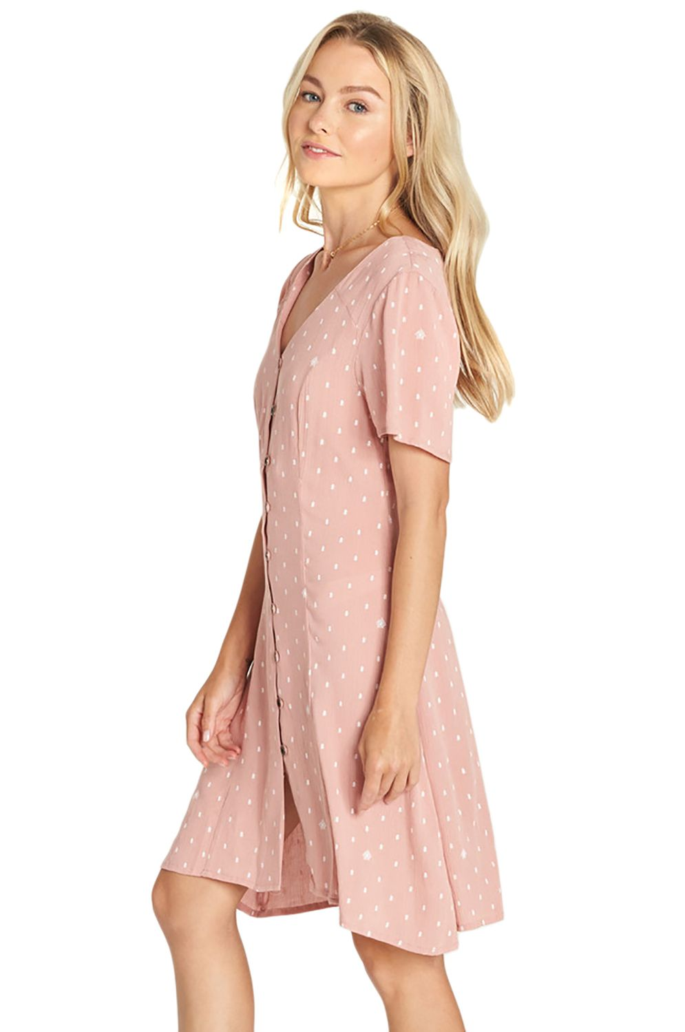 Vestido Element SARAH FOUNDATION Peach