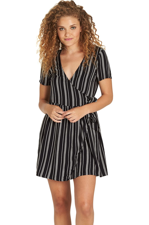 Vestido Element BELLA FOUNDATION Black