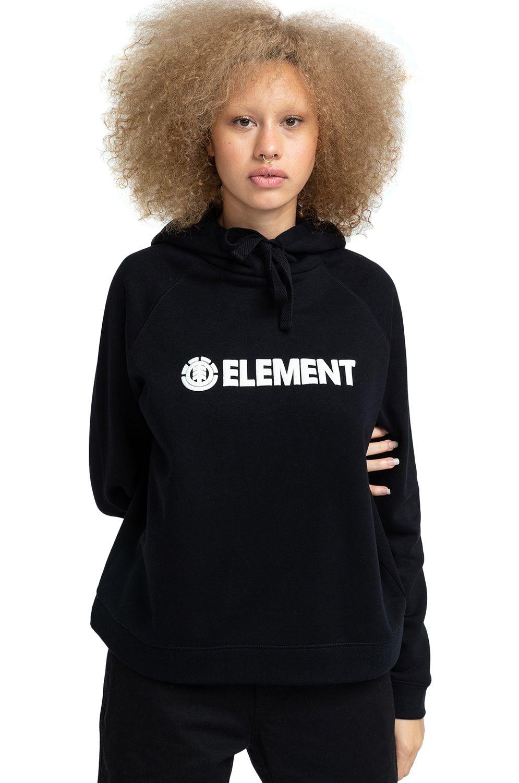 Sweat Capuz Element LOGIC HOOD Flint Black