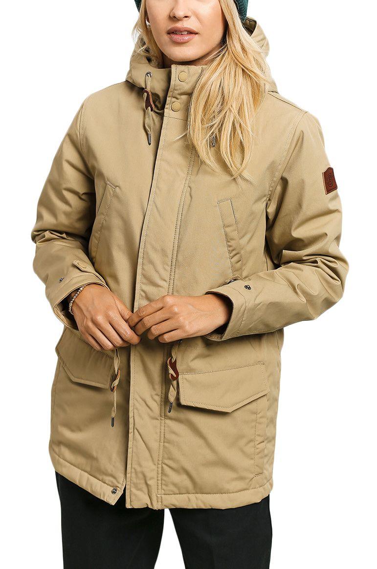 Element Jacket ROGHAN WOLFEBORO Desert Khaki