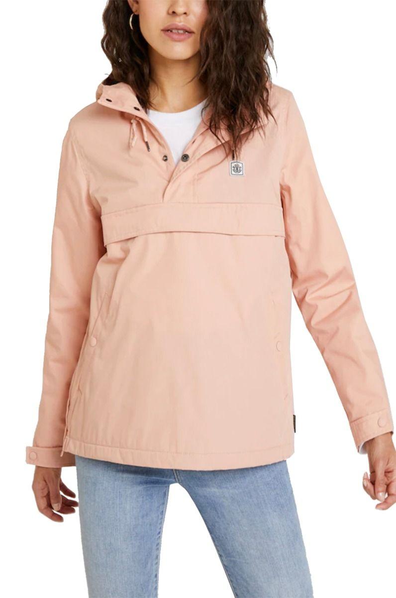 Element Jacket BARROW WOLFEBORO Dusty Peach