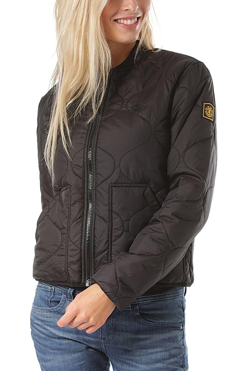 Element Jacket NORTHWOODS WOLFEBORO Flint Black