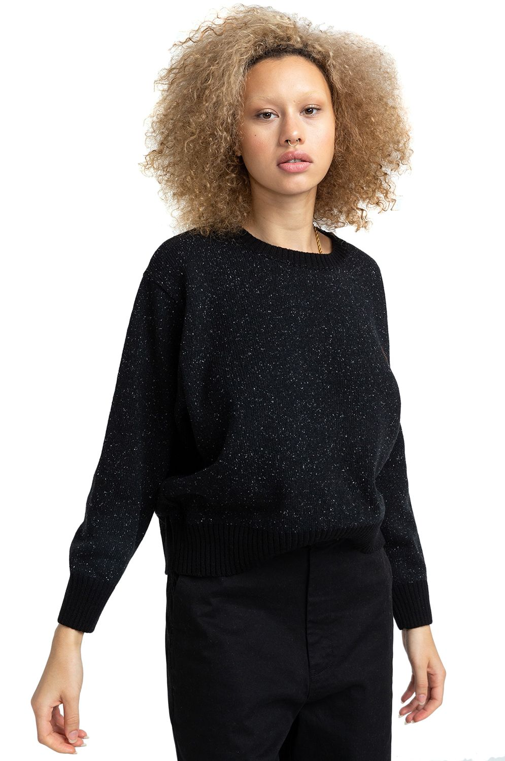 Element Sweater SLOWLY Flint Black