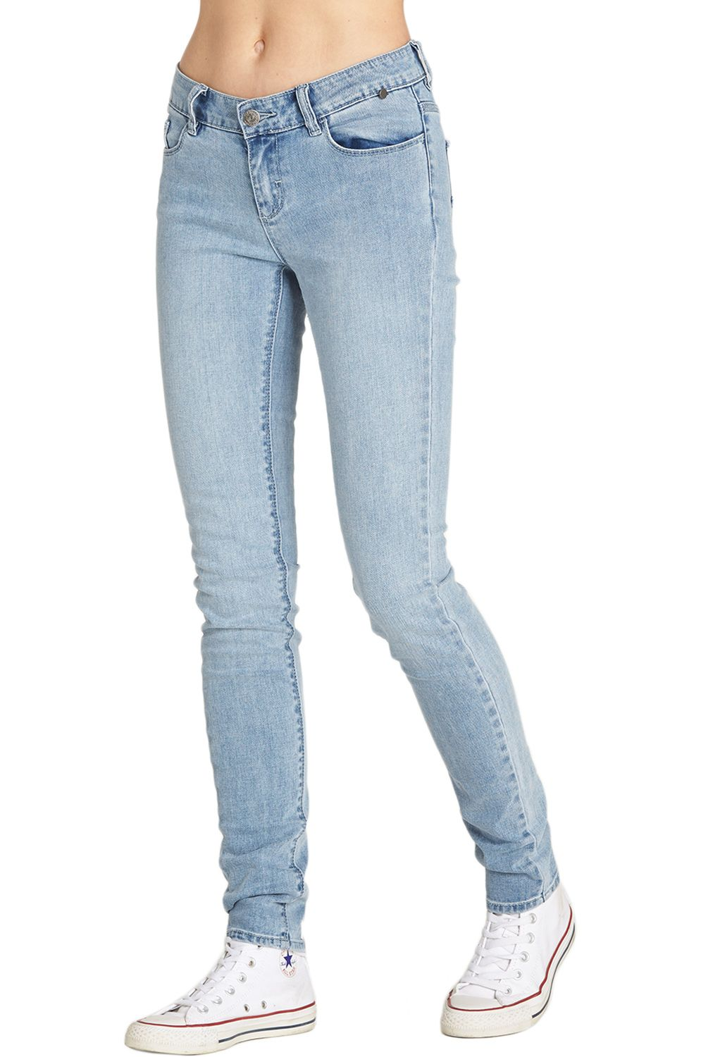 Element Pant Jeans STICKER FOUNDATION Clear Sky