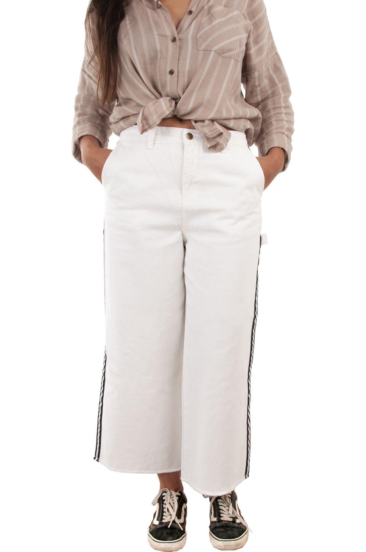 Element Pants FAVORITE FOUNDATION Bright White