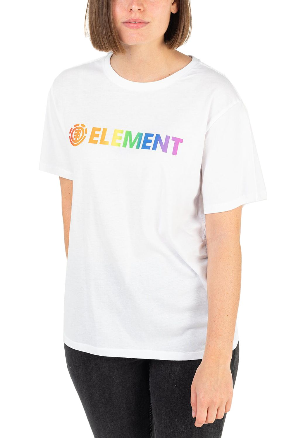 Element T-Shirt ELEMENT LOGO SS Multi