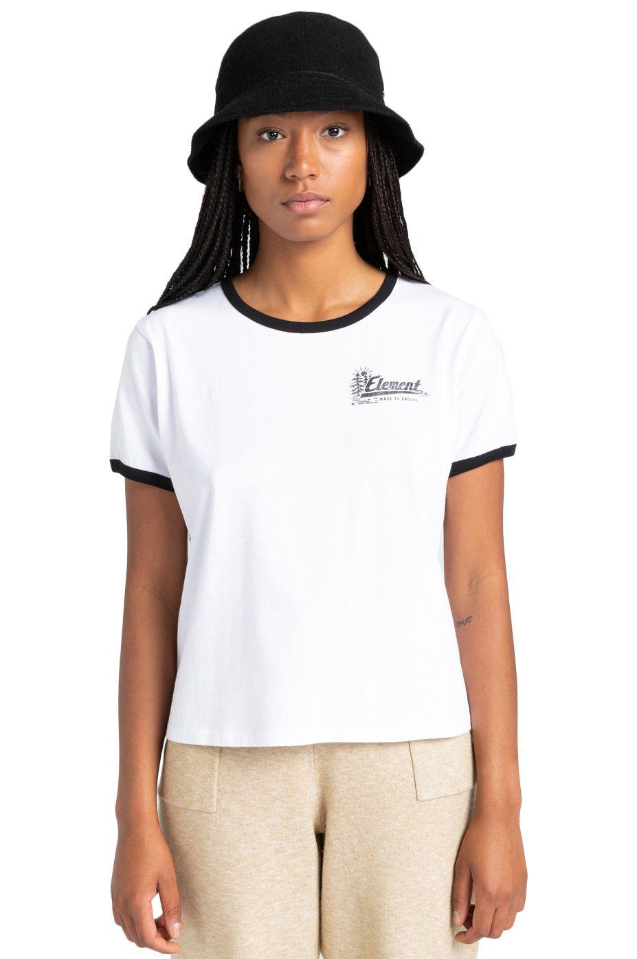 T-Shirt Element BALEEK SS W Optic White