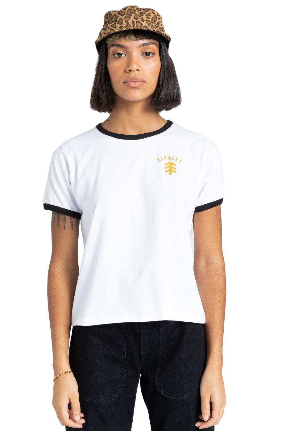 T-Shirt Element CASCO SS W Optic White