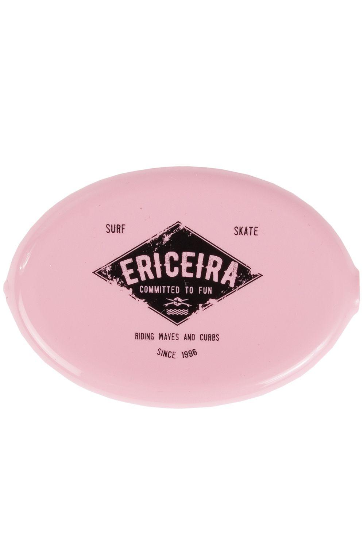 Carteira Ericeira Surf Skate INTERVAL Pink Pastel