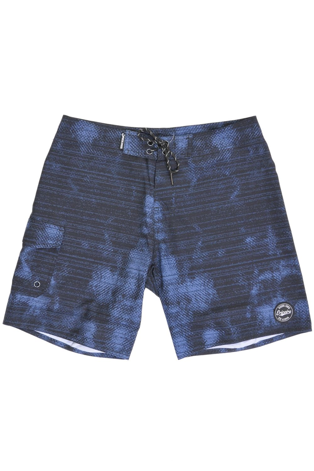 Boardshorts Ericeira Surf Skate BOMBING Charcoal
