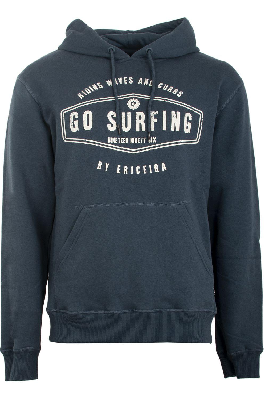 Sweat Capuz Ericeira Surf Skate UNIK Navy Blue