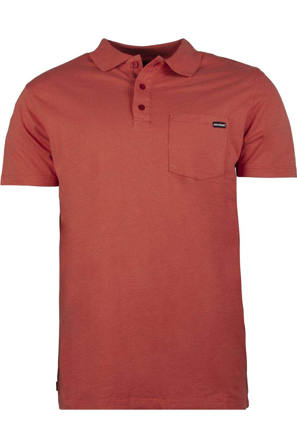 Polo Ericeira Surf Skate EMBRACE '20 Red Clay