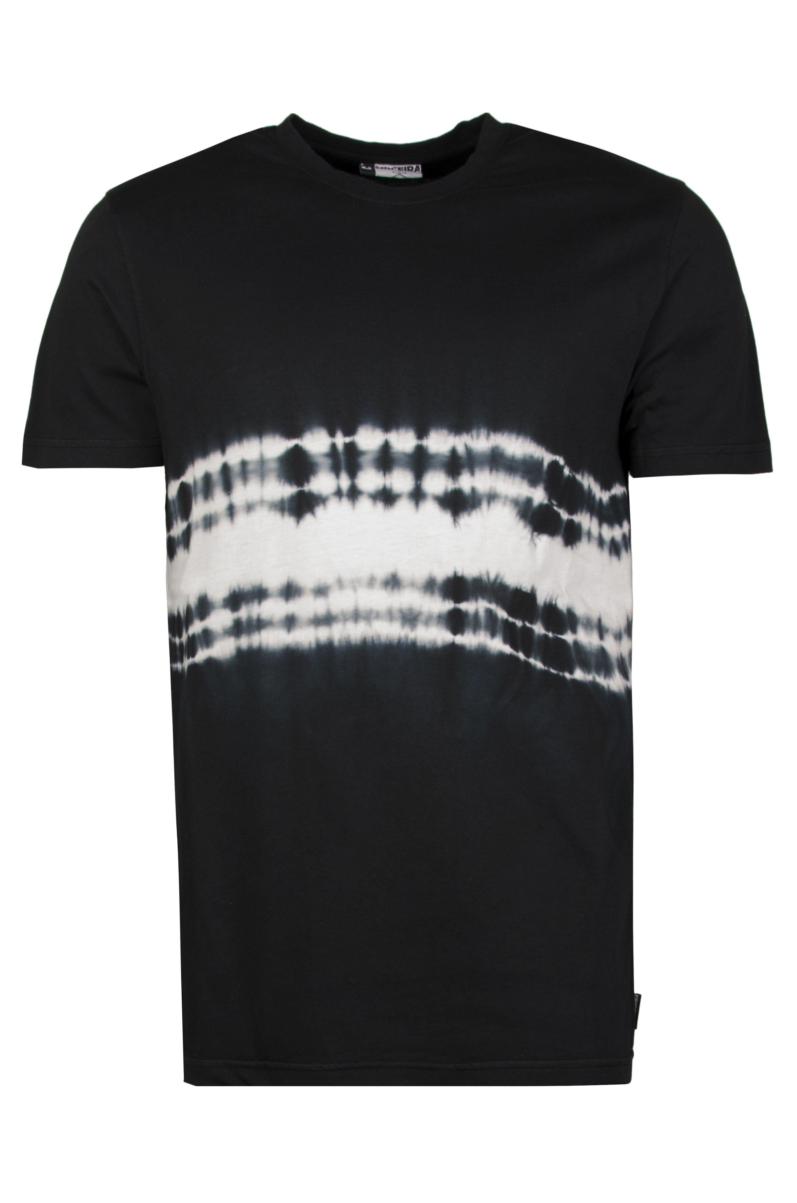 T-Shirt Ericeira Surf Skate SOUL STRIPE Dark Charcoal