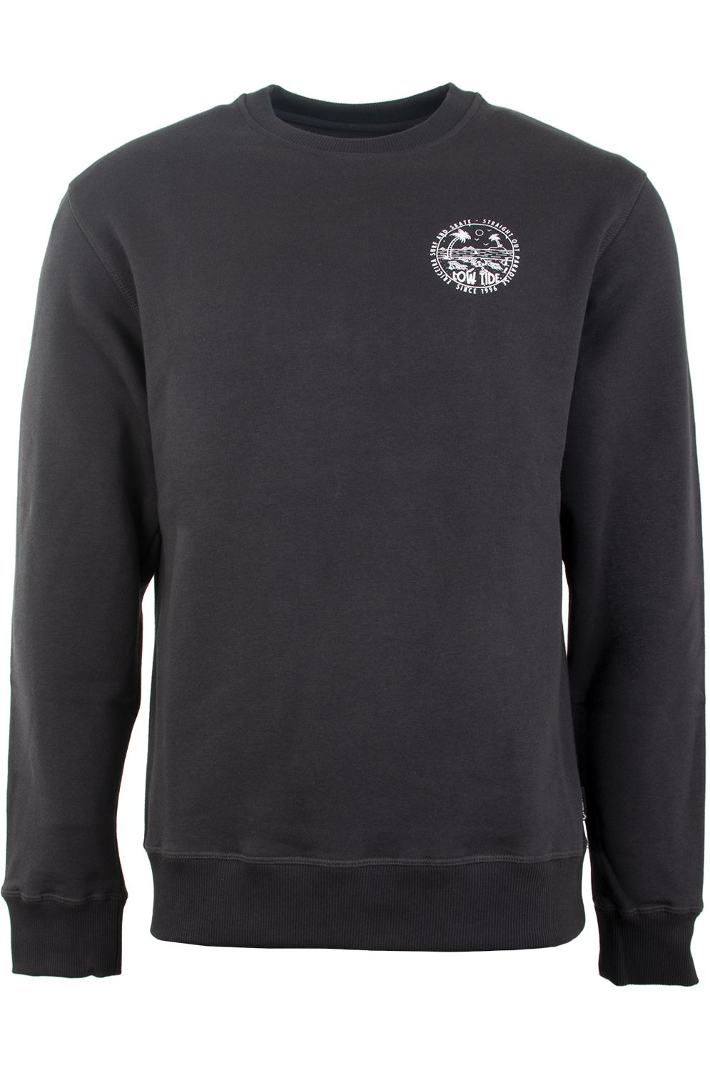 Sweat Basica Ericeira Surf Skate LOST ISLAND Dk Charcoal