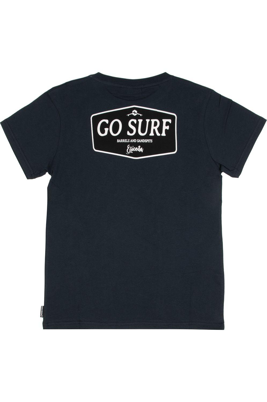 T-Shirt Ericeira Surf Skate TOTAL Navy