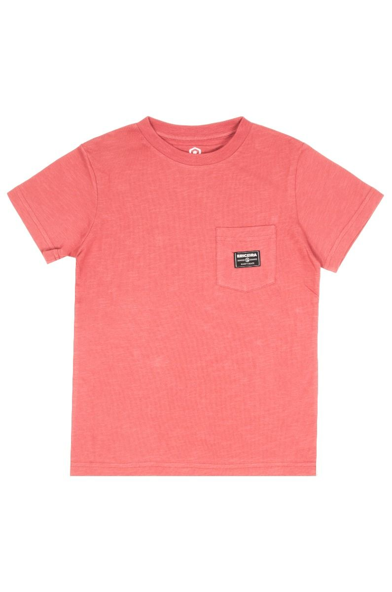 Ericeira Surf Skate T-Shirt LOGO Grape