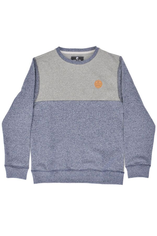 Sweat Basica Ericeira Surf Skate IMPOSSIBLES Navy
