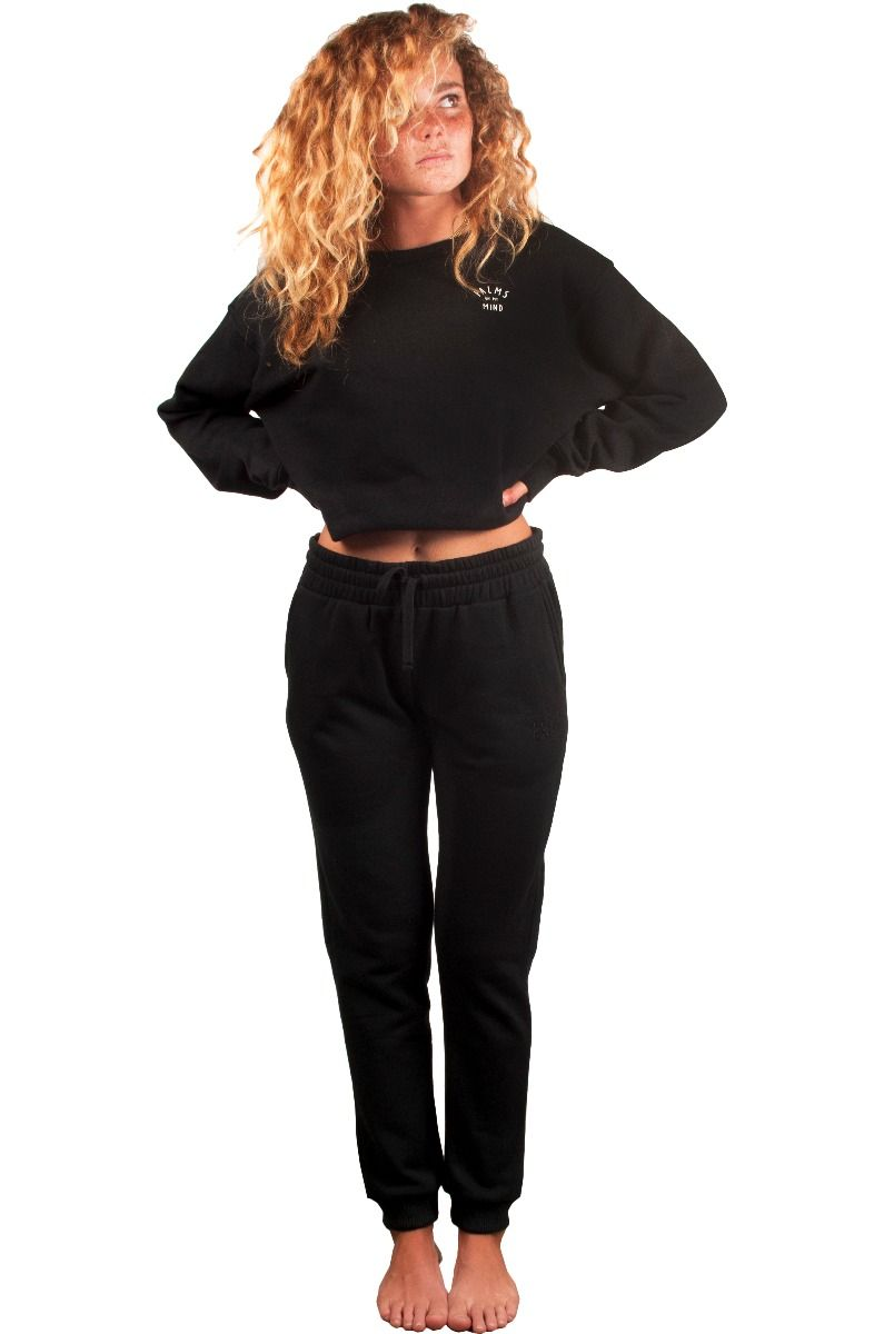 Ericeira Surf Skate Pants TOGETHER Off Black