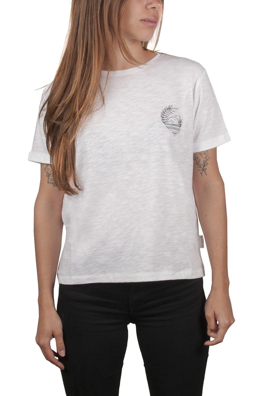 T-Shirt Ericeira Surf Skate MAGIC White