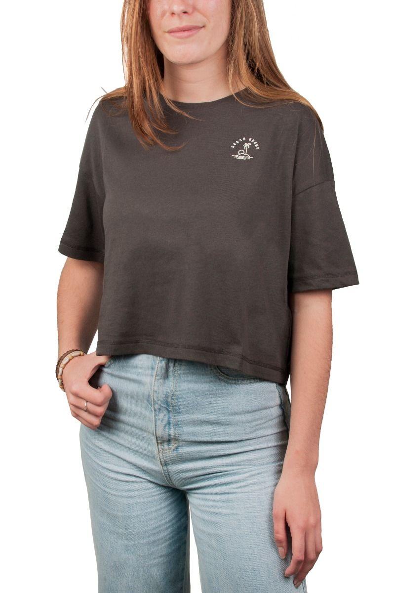 T-Shirt Ericeira Surf Skate COSTA Charcoal