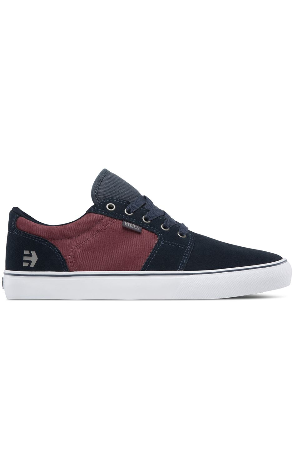 Etnies Shoes BARGE LS Navy/Red/White