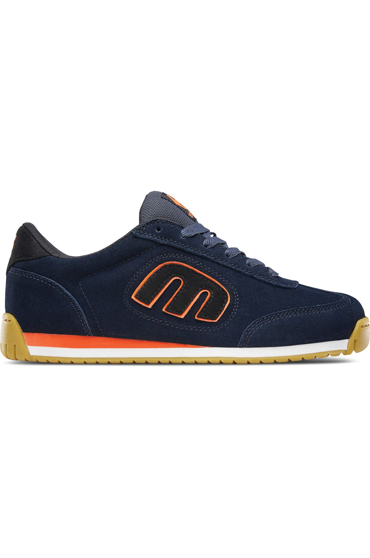 Etnies Shoes LO-CUT II LS Navy/Black/Orange