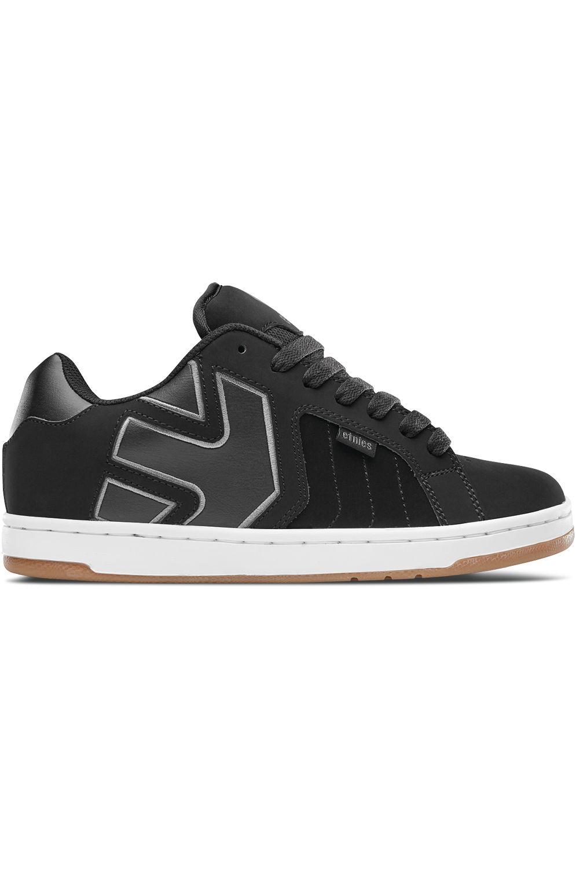 Etnies Shoes FADER 2 Black/White/Gum