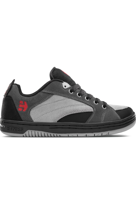 Etnies Shoes CZAR Black/Dark Grey/Grey