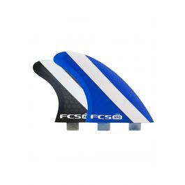 Quilha Fcs ARC PC TRI FIN SET - BLUE Tri