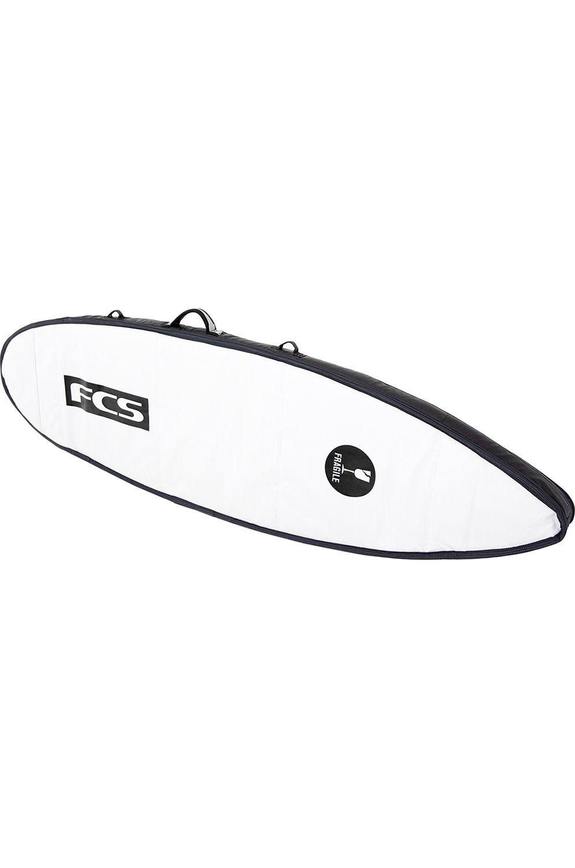 Fcs Boardbag TRAVEL 1 FUN BOARD 6'7 Black/Grey