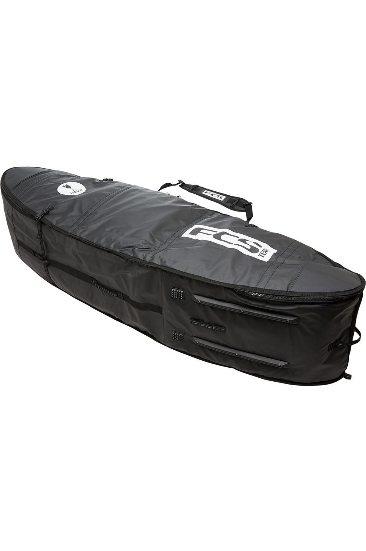 Fcs Boardbag TEAM 5 ALL PURPOSE TRAVEL COVER 6'7 Black/Grey