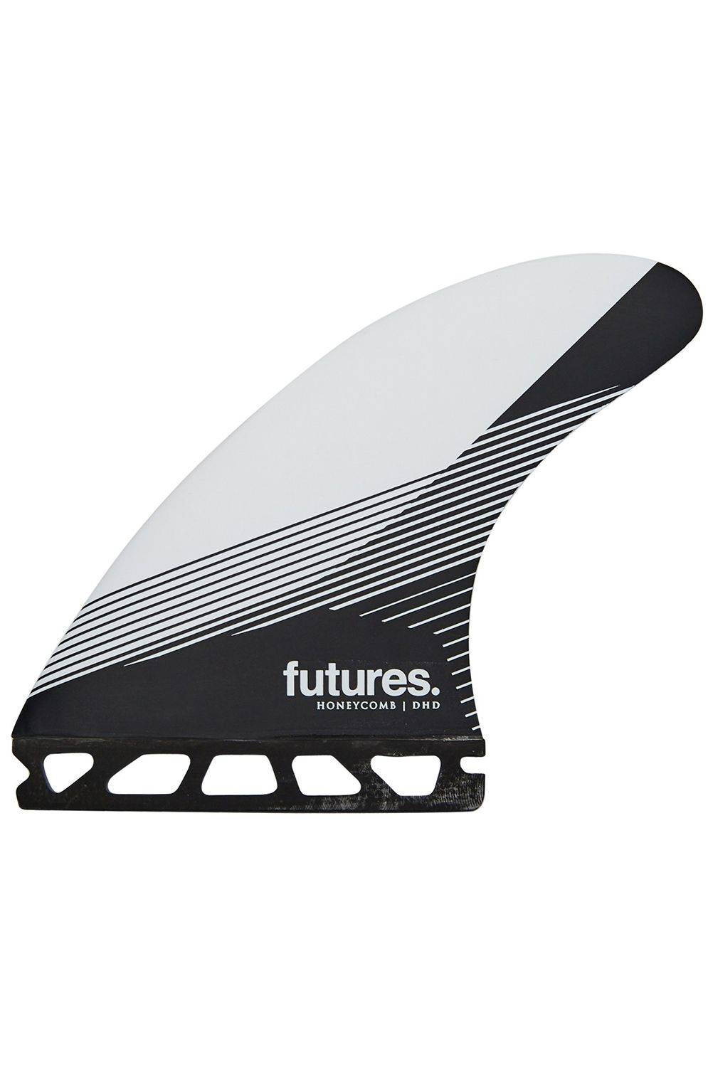 Future Fins Fins DHD BLACK/WHITE Tri
