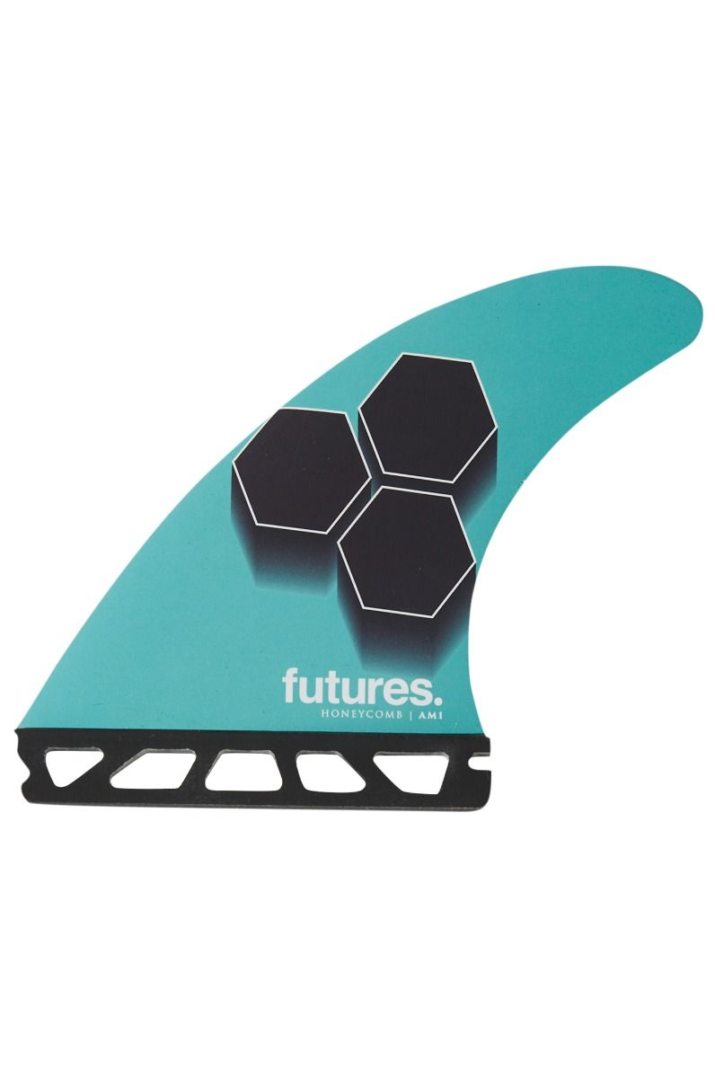 Future Fins Fins AM1 TEAL/NAVY Tri