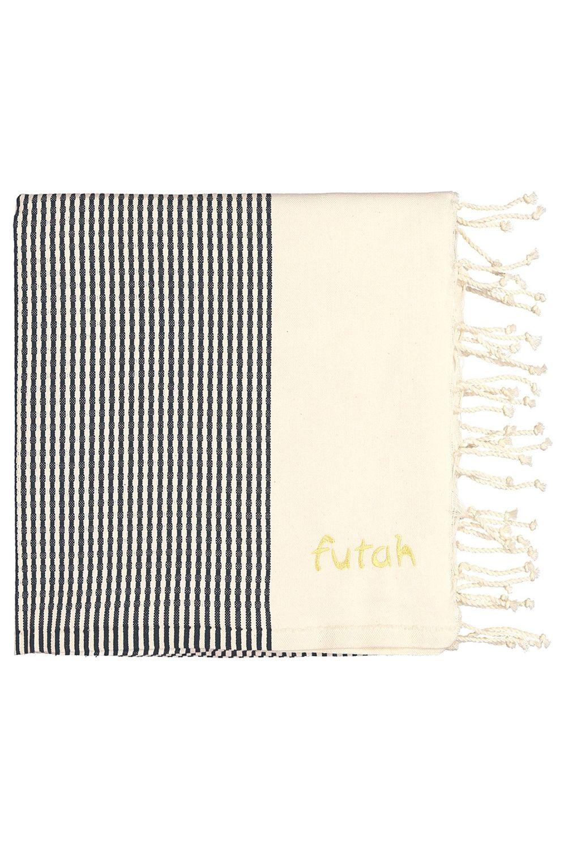 Futah Beach Towel NAZARE Black