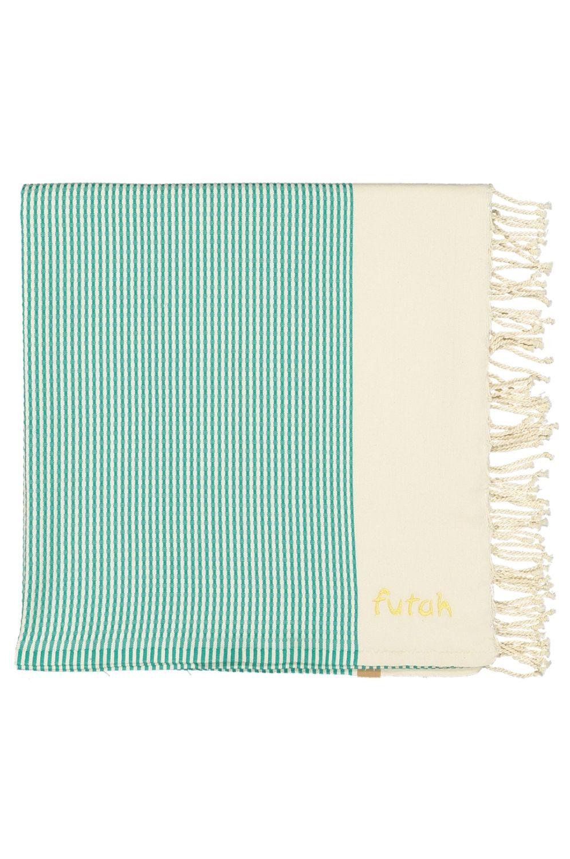 Futah Beach Towel NAZARE XL Emerald