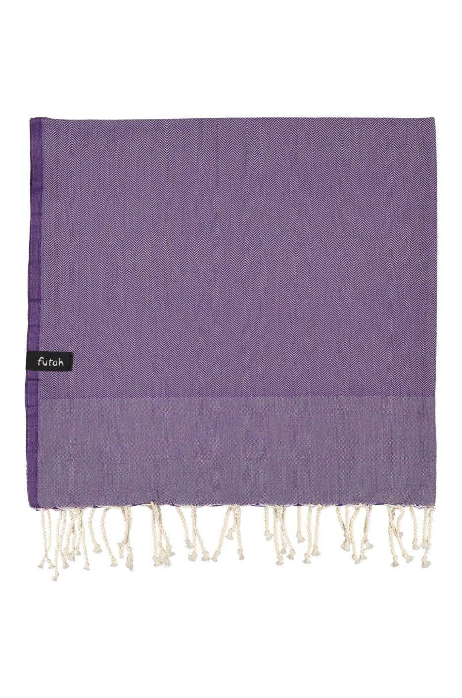 Futah Beach Towel ERICEIRA Purple