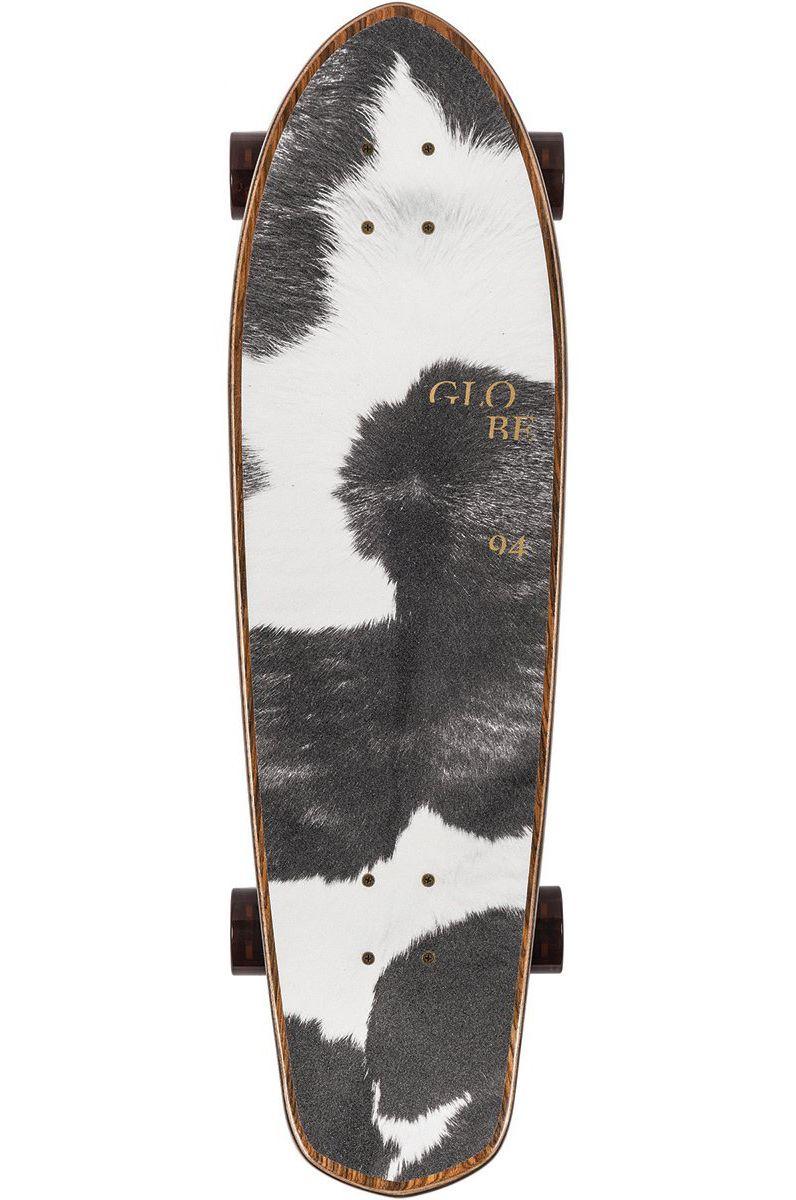 Skate Globe BIG BLAZER Rosewood Cowprint 8a741b3a3ddf