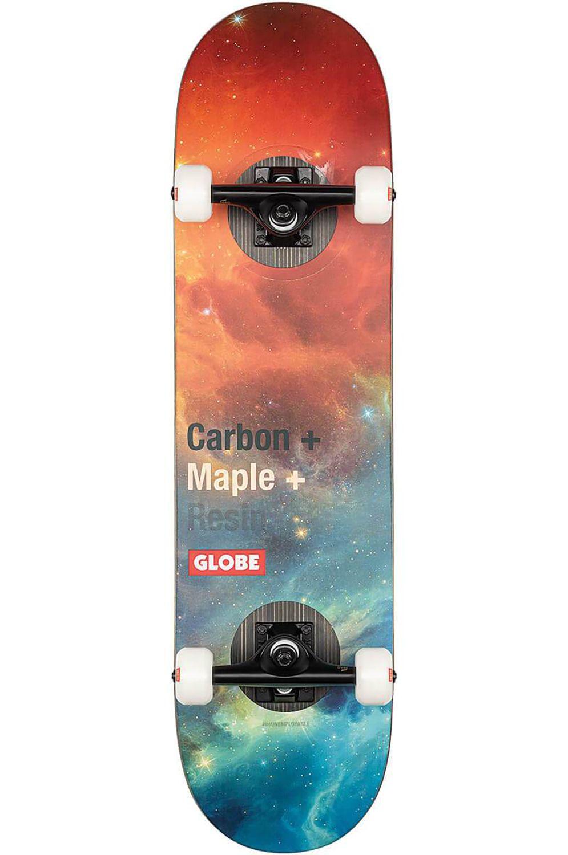 """Street Skate Globe 8.125"""" G3 BAR Impact/Nebula"""